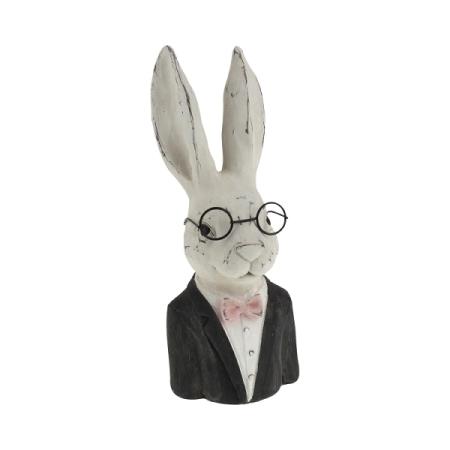 Hase Gentleman Rabbit 33 cm