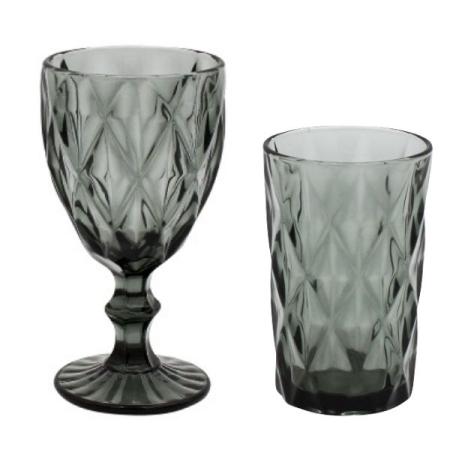 Gläser-Serie Basic anthrazit