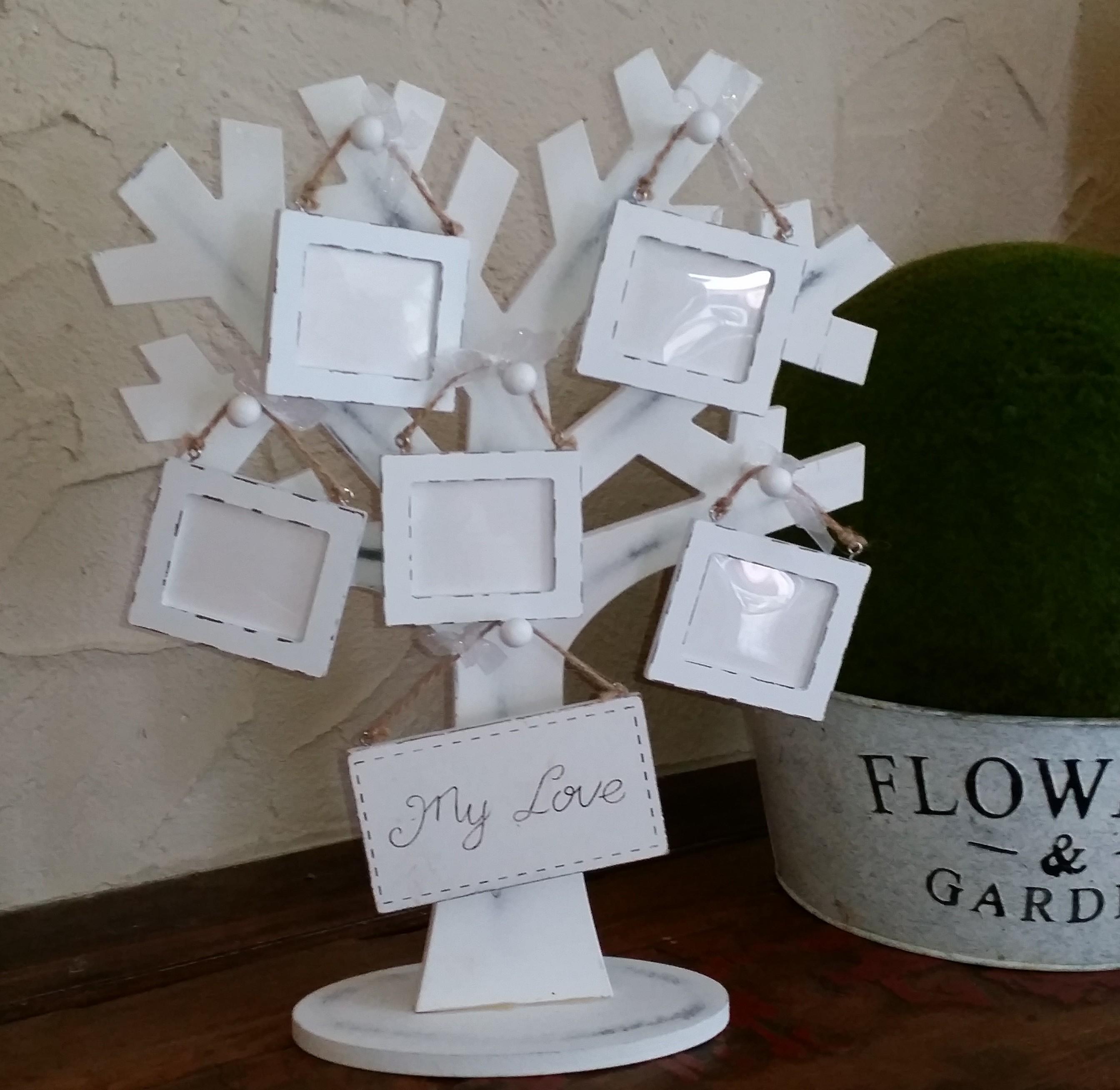 Bilderrahmen in Baumform von Florissima
