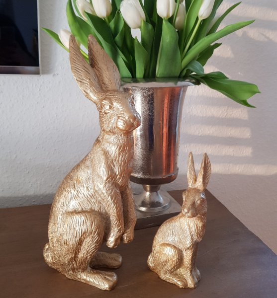 Hase gold-washed - Florissima